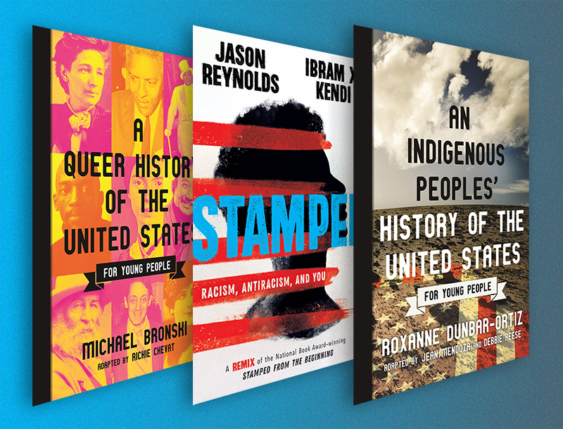 History Remixed: How Young Adult Authors Are Revisioning History