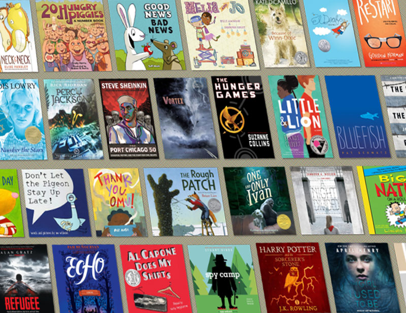 What Are Kids Reading Now? Follett Reveals the Top Ebook and Audiobook Checkouts.