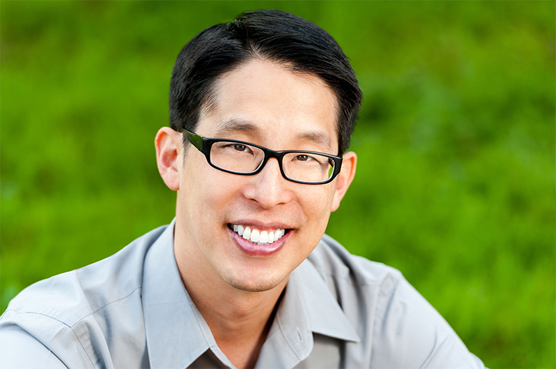 Gene Luen Yang on His Unlikely Journey to Sports Fan