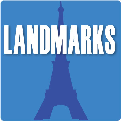 All Around the World | Landmarks Series Nonfiction