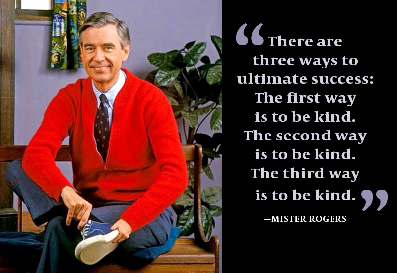Matthew Cordell on the Radical Kindness of Fred Rogers and Mister Rogers' Neighborhood