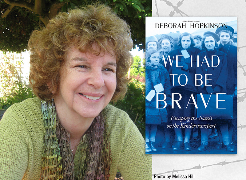 Your Story Matters: Deborah Hopkinson Discusses 'We Had To Be Brave' and Living in the Time of COVID-19