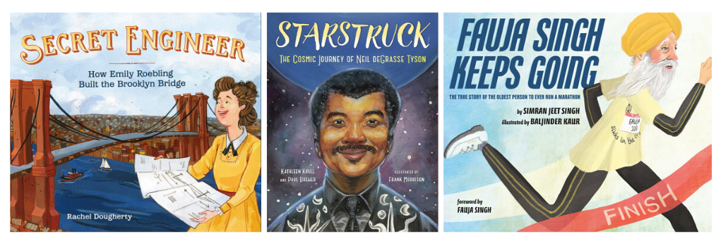 16 Picture Book Biographies To Read Together | Summer Reading 2020