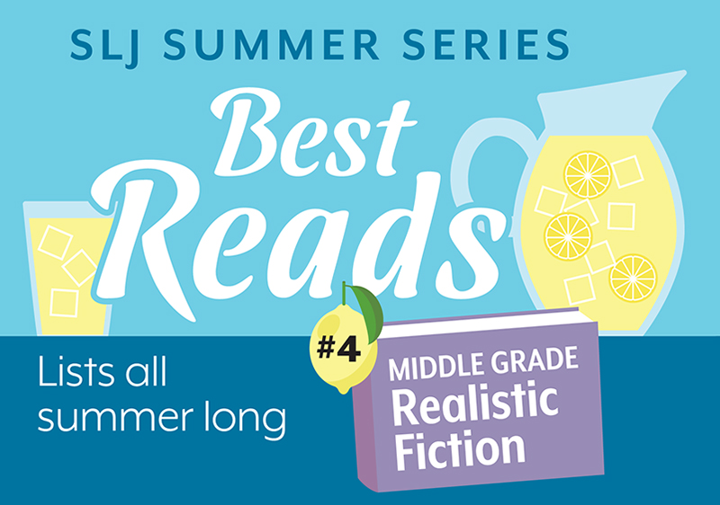 16 Realistic Middle Grade Novels That Reflect the Lives & Triumphs of Tweens | Summer Reading 2020