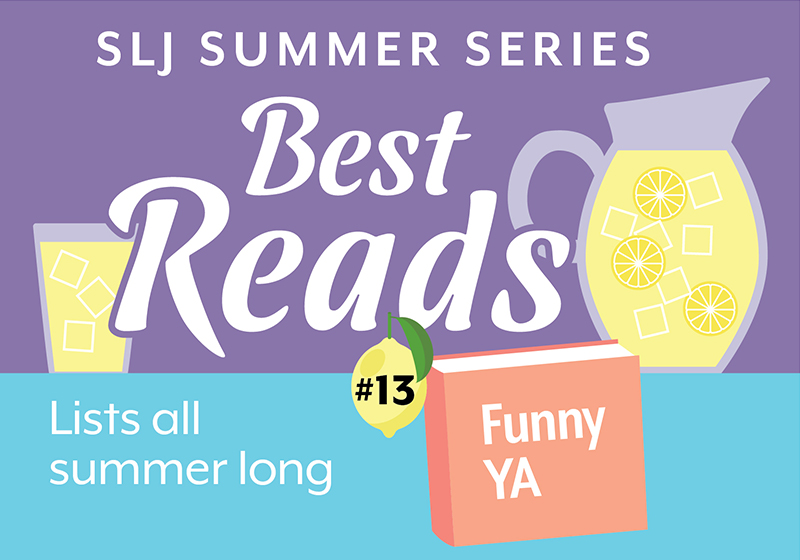 14 Funny Titles for Teens | Summer Reading 2020