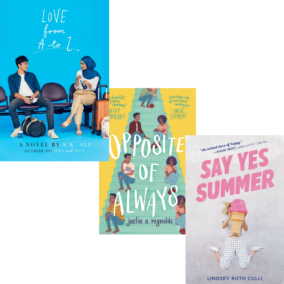 4 YA Romances To Warm Your Heart and Make You Think | Summer Reading 2020