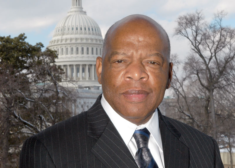 Honoring John Lewis | A Brief Resource Roundup