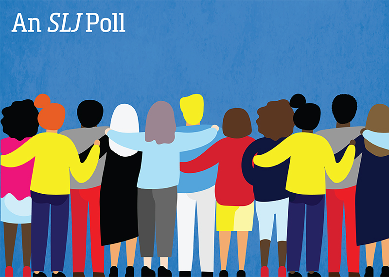 SLJ Antiracism Teaching Poll