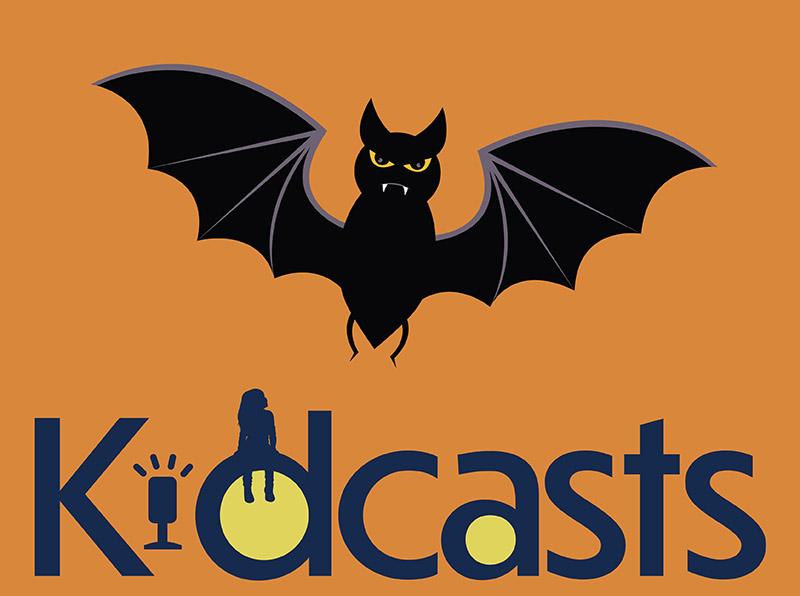 Eight Podcasts for Kids Craving Scary Stories | Kidcasts