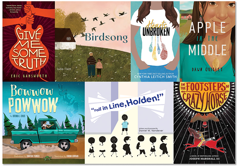 Strategies for Teaching Seven Native-Centered Books to K-12 Students