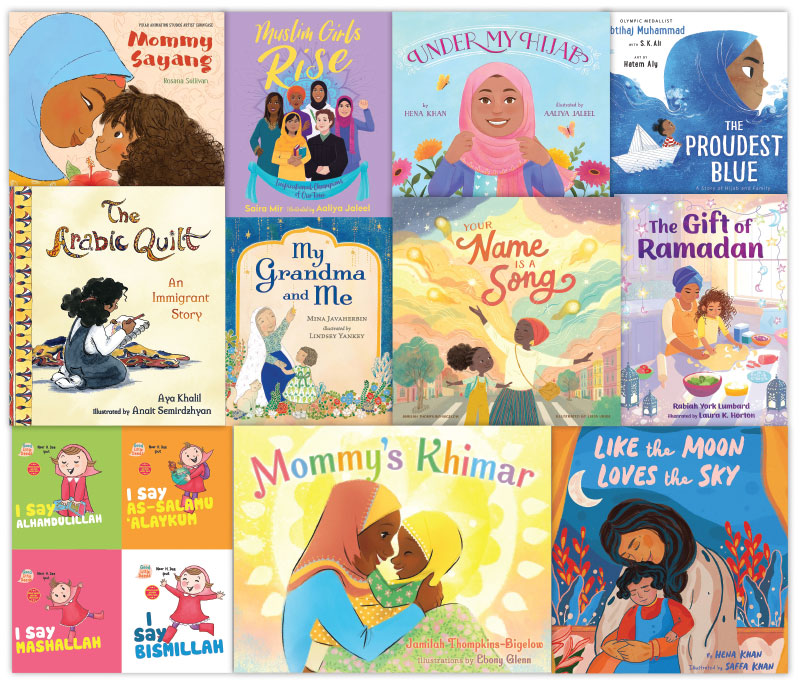 Muslim Representation in Picture Books