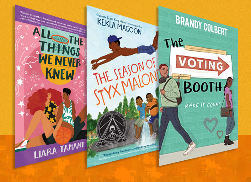 17 Middle Grade and YA Books That Spotlight #BlackJoy