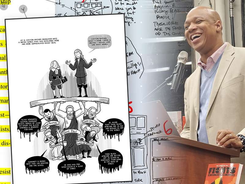 28 Days Are Not Enough: Joel Christian Gill on Adapting Black History into Graphic Novel Format