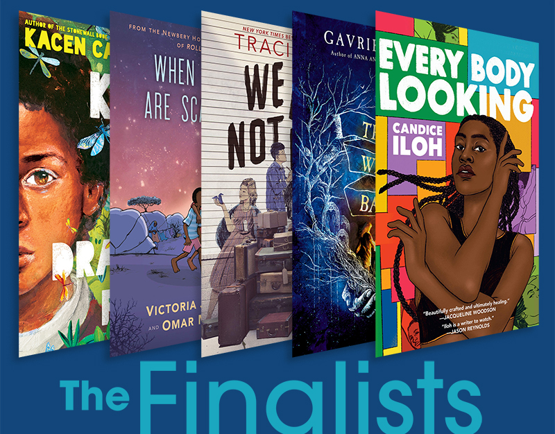 Five Finalists Named for 2020 National Book Award in Young People's Literature