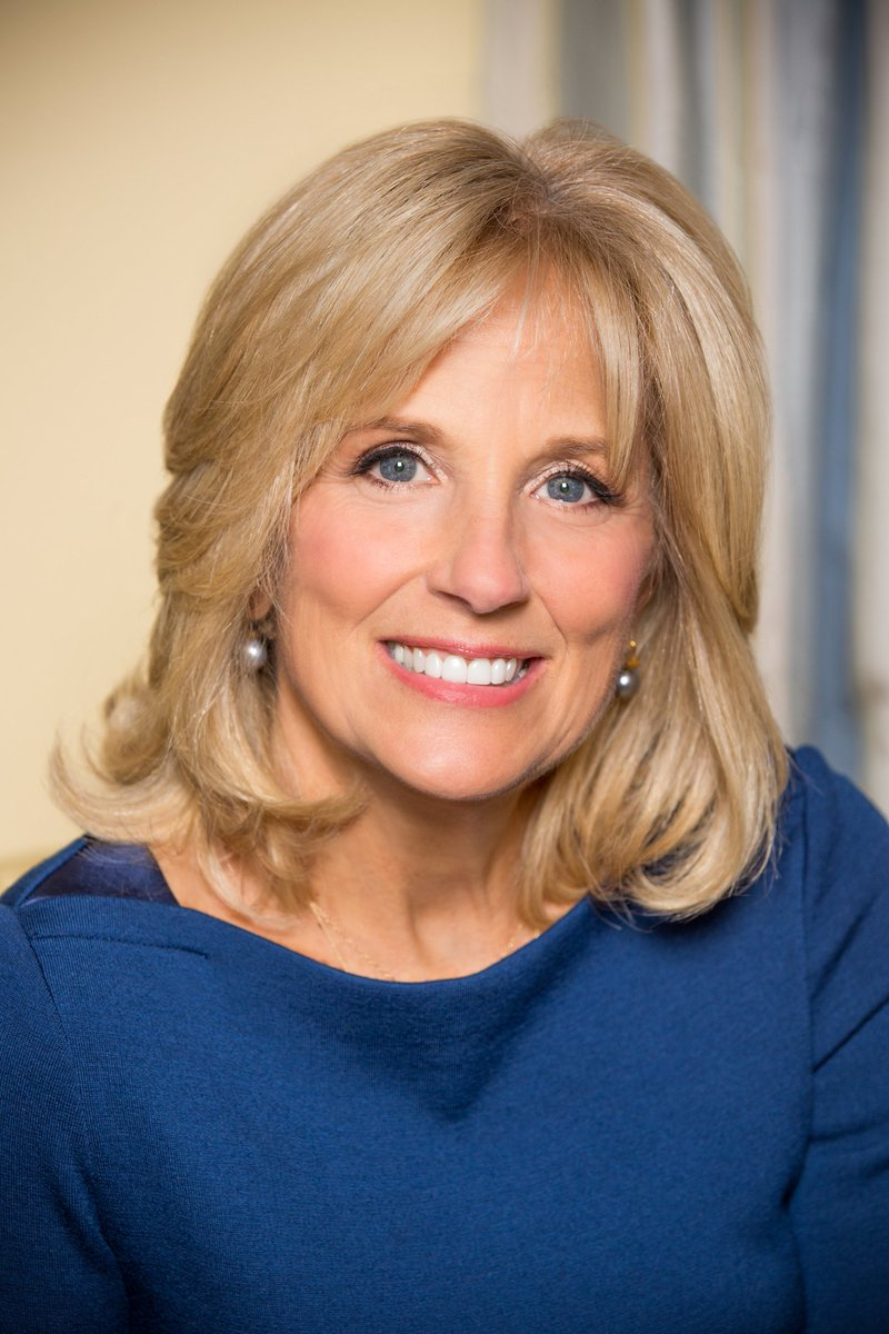 First Lady Jill Biden Will Advocate for Public Schools and Community Colleges from the White House