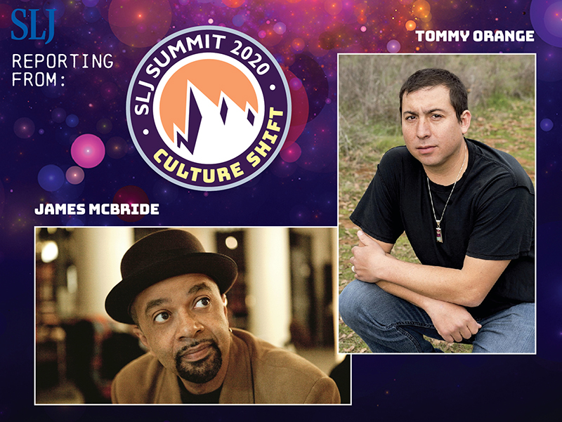 James McBride, Tommy Orange Weigh in on the Classics | SLJ Summit