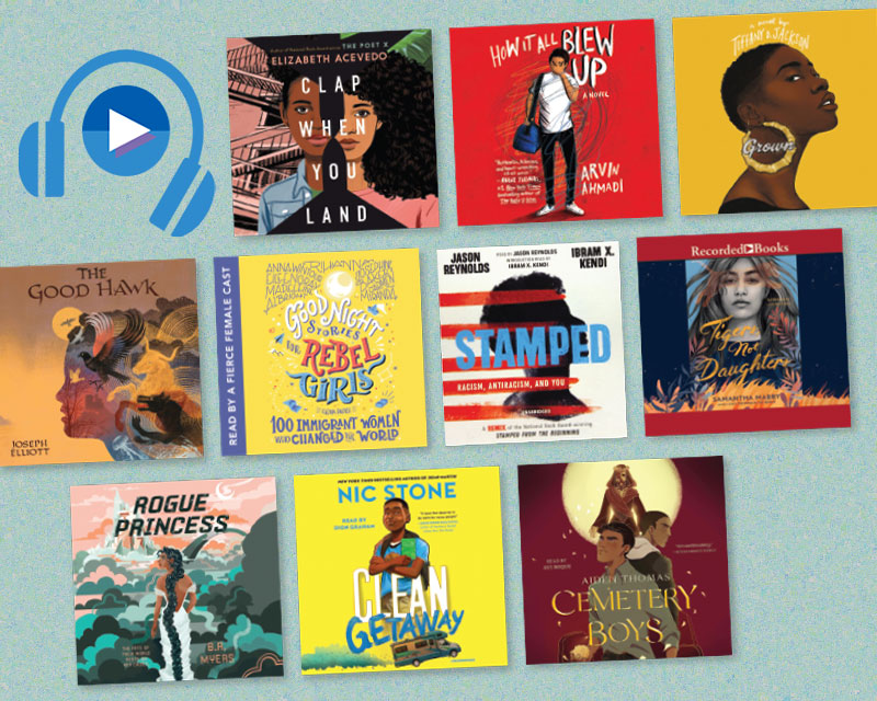 Top 10 Audiobooks of 2020