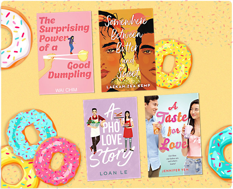 Delicious Reads | YA Spotlight