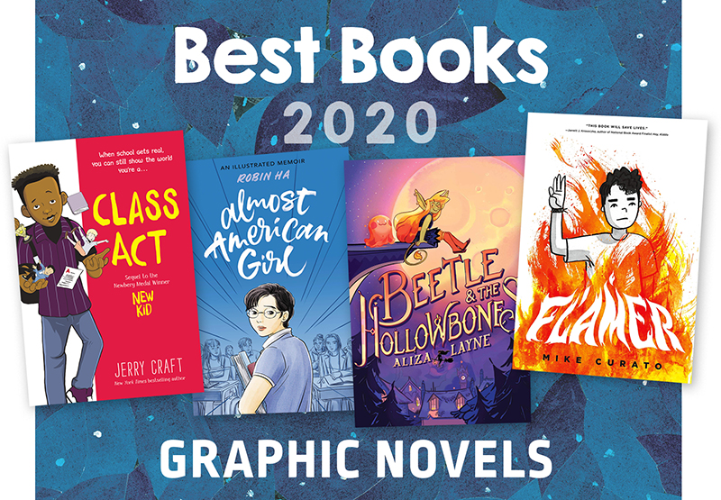 Best Graphic Novels 2020 | SLJ Best Books