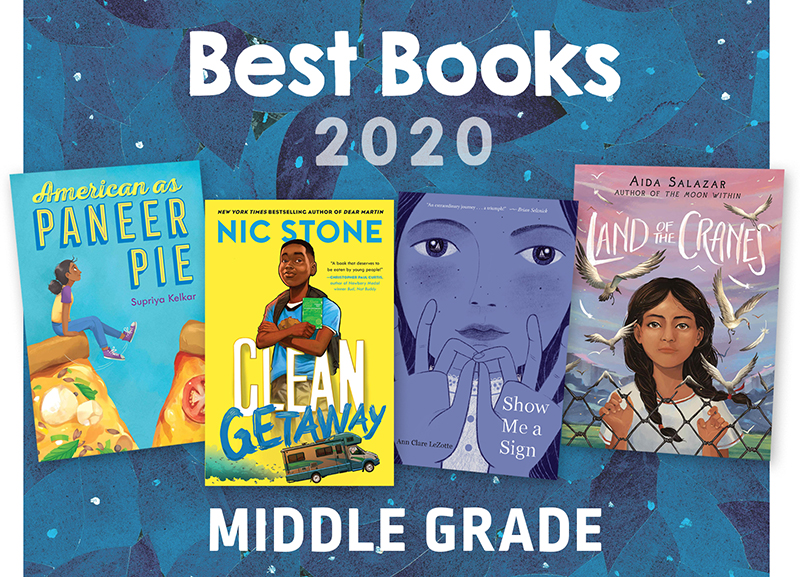 Best Middle Grade Books 2020 | SLJ Best Books
