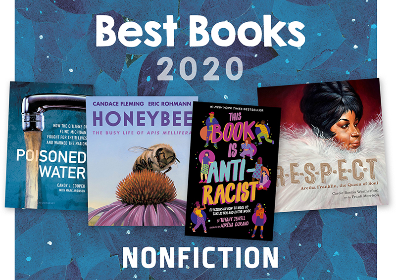 Best Nonfiction 2020 | SLJ Best Books