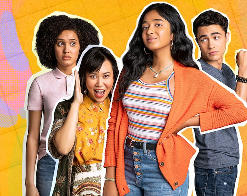 2020 All-Star Read-Alikes: Three Teen Rom-Coms for Fans of 'Never Have I Ever' on Netflix
