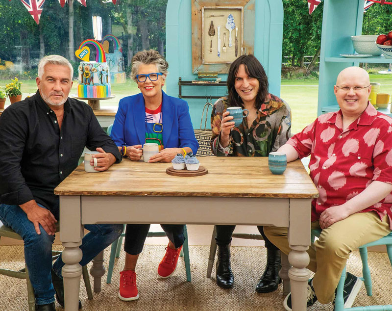 Read-Alikes for Young Chefs who Love <q>The Great British Baking Show</q>
