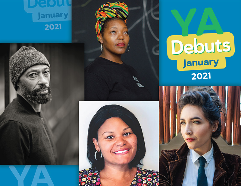 January's YA Debut Authors Share Their Hopes for 2021