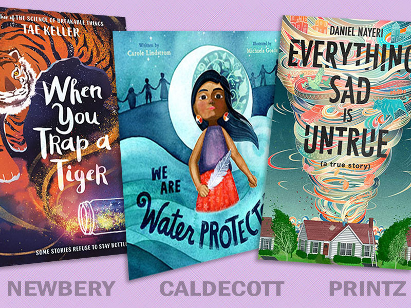 Children's Publishing World Reacts to Michaela Goade's History-Making Caldecott Medal, Rest of the YMA Winners