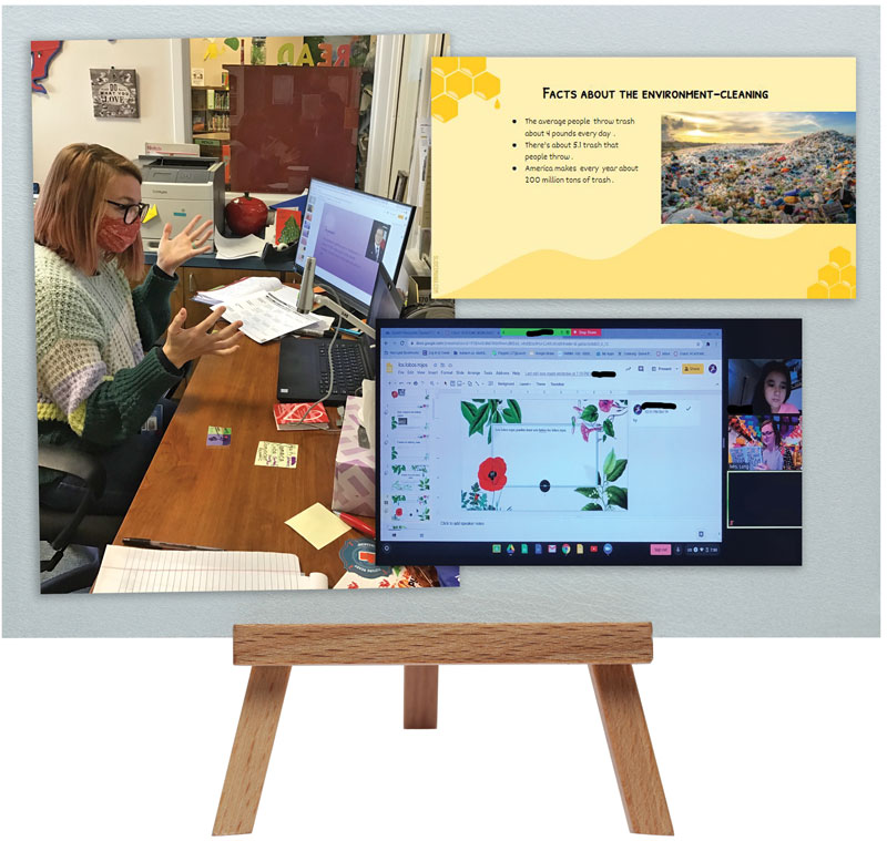 Collaboration, Deep Research Make Project-Based Learning a Virtual Win
