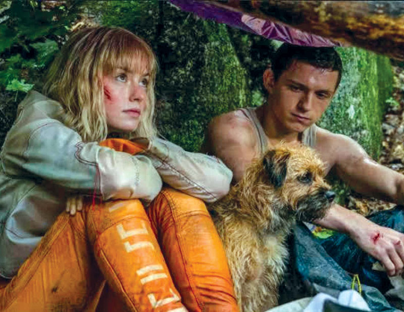 Three Dystopian Novels for Teens Watching <q>Chaos Walking</q>