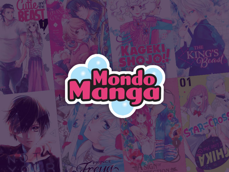 Shoujo Manga: Let's Hear It for the Girls | Mondo Manga