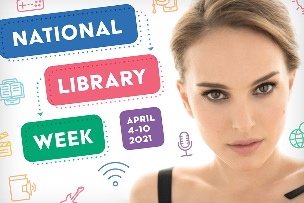 Resources for National Library Week and School Library Month