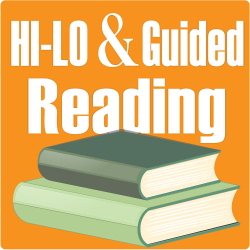Engaging New and Striving Readers | Hi-Lo & Guided Reading Series Nonfiction