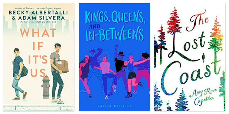 Happy Pride! 26 LGBTQIA+ Titles for Teens