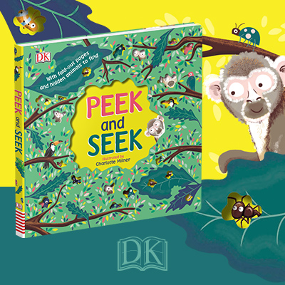 Peek Inside <em>Peek And Seek</em>, Out This Month