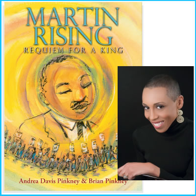 Martin's Story-Whisper by Andrea Davis Pinkney