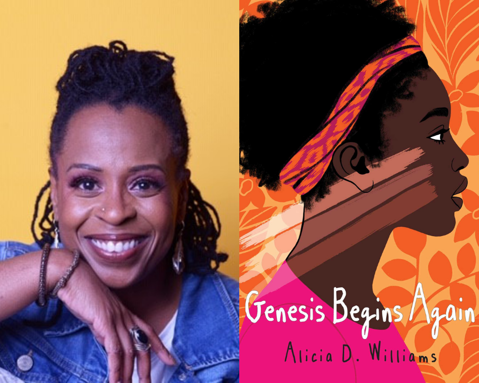 Alicia D. Williams on <i>Genesis Begins Again</i>
