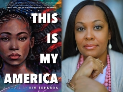 This Is My America cover and Kim Johnson