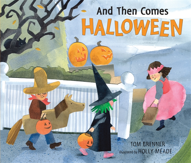 Best Halloween Picture Books (an Entirely Subjective List)