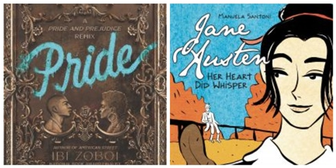 The Perennial Jane Austen: YA Retellings, Picture Book Nonfiction, & More