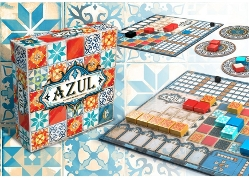 image of board game Azul