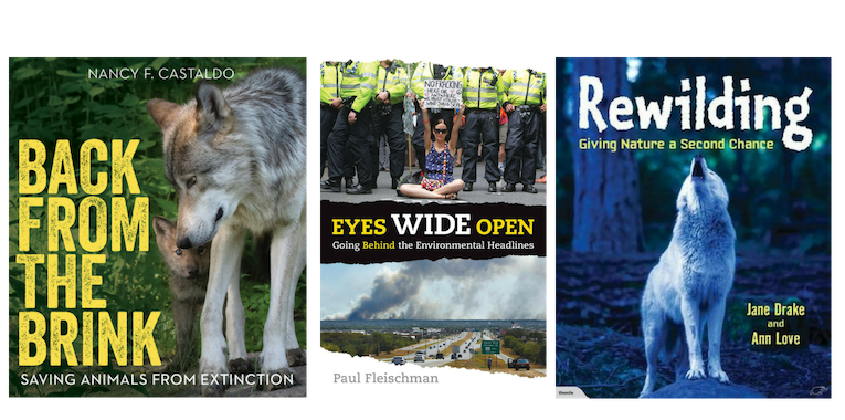 Save the Animals! Books About Endangered Species & Conservation Efforts
