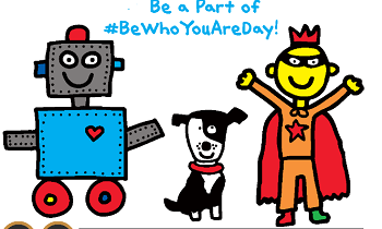 Todd Parr's Be Who You Are Day
