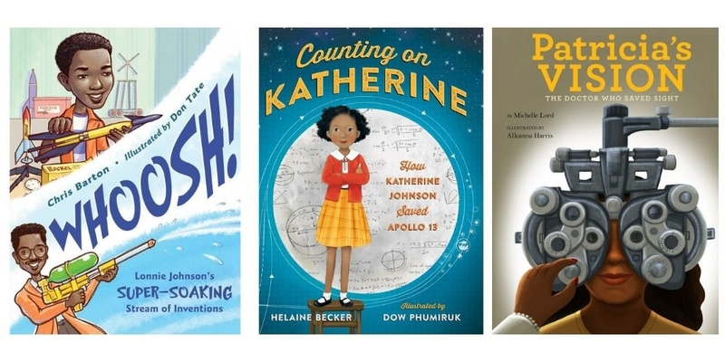 #BlackinSTEM: 17 Nonfiction Books That Spotlight Black Scientists, Thinkers, and Inventors