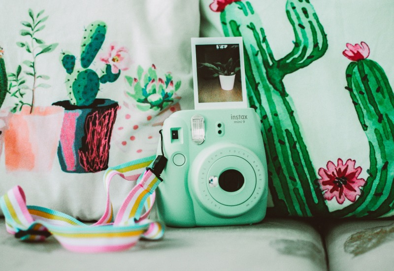 Photography in the Maker Space: Instax Mini Fun