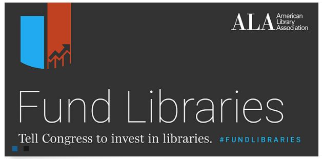 Organizations Rally Library Advocates—Again—To Oppose Cuts in Proposed Federal Budget
