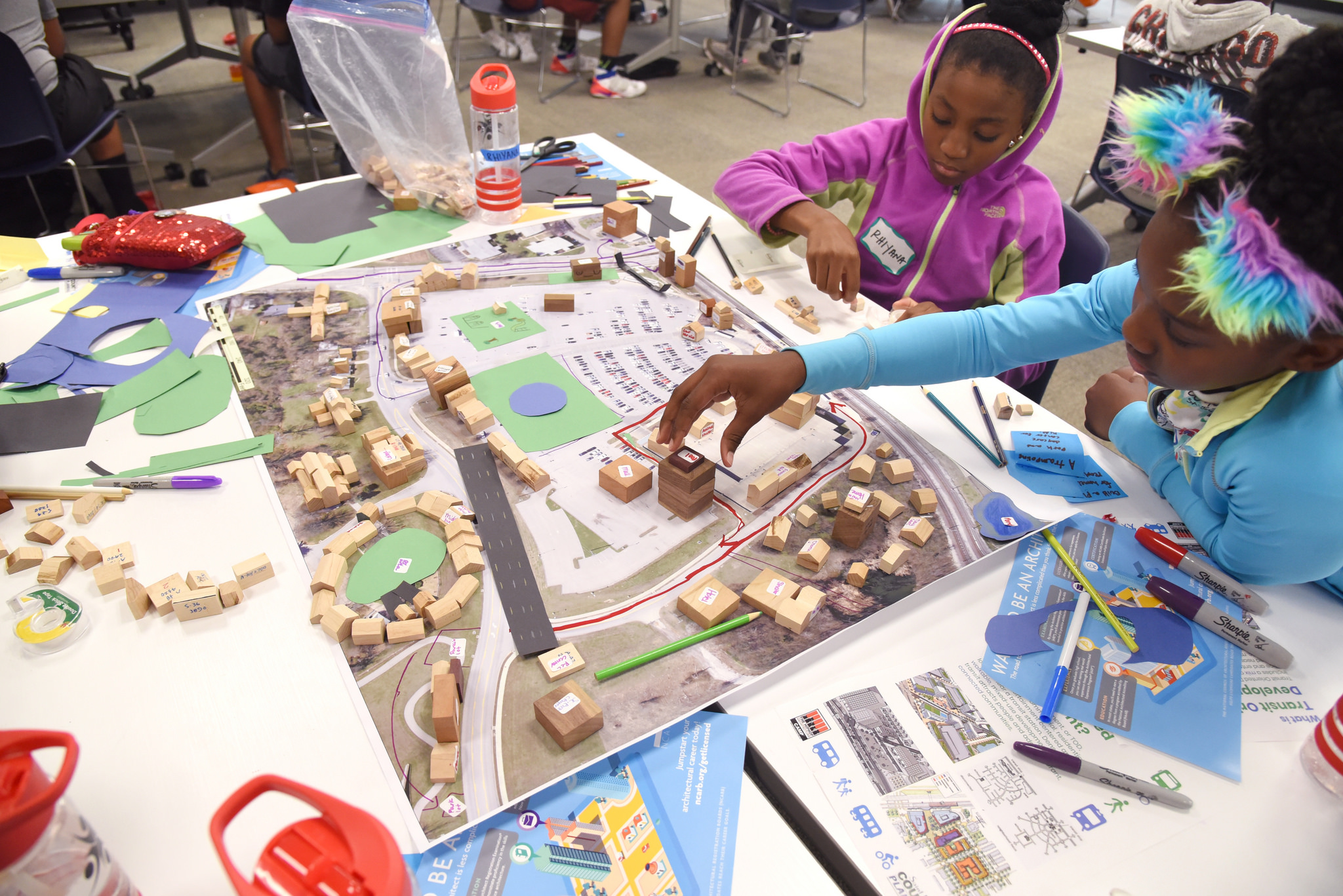 Hip Hop Architecture Camp Brings Urban Planning to Summer Programming