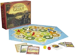 image of the board game Catan