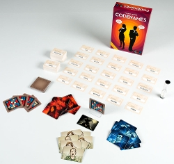 image of board game Codenames